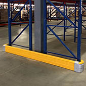Profil de protection et de signalisation Protections de racks - Rack End