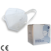 Drivecase _ Masque de protection respiratoire Masque FFP2 EN 149:2001 - Made in France