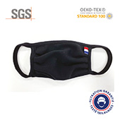 Drivecase _ Masque de protection respiratoire Masque UNS1 lavable 100 fois - drapeau made in France