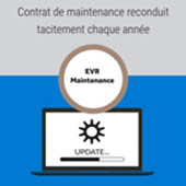 EasyVerifRack COMCO _ Applications EVR EasyVérifRack pour la maintenance Maintenance EVR