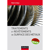 DUNOD _ Publication Reach et l'industrie du traitement de surface