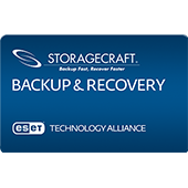 ESET Technology Alliance - StorageCraft 2311